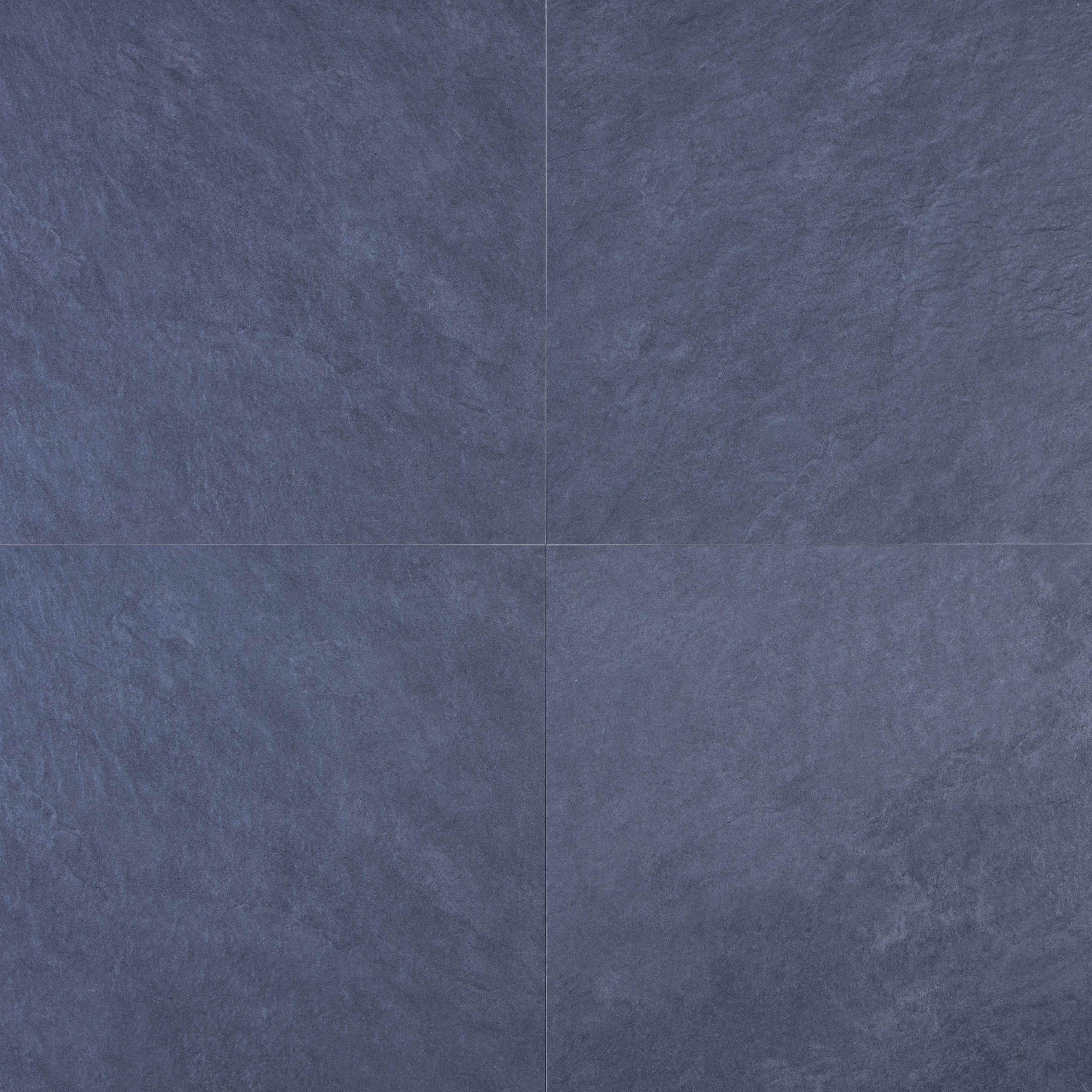 Keramische Tegels 80x80 Prijzen.Keramische Tegel Geoceramica Lava Slate 80x80x4 Cm