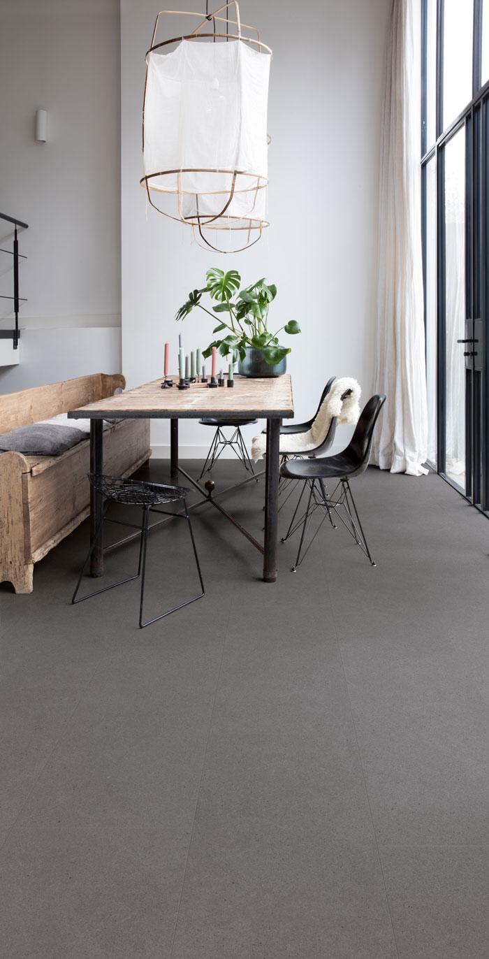 quick step livyn ambient click vibrant mediumgrijs amcl40138. Black Bedroom Furniture Sets. Home Design Ideas