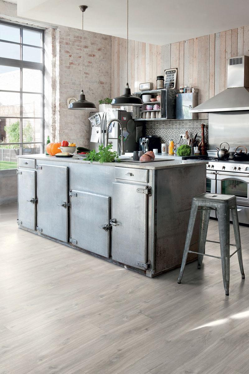 quick step livyn balance click canyon eik grijs bacl40030 pvc. Black Bedroom Furniture Sets. Home Design Ideas