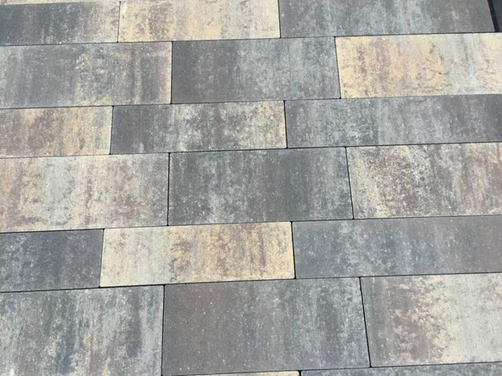 Balkon Tegels Steen : Terrastegels leggen tips doe het zelf tuin beton tegels plaats