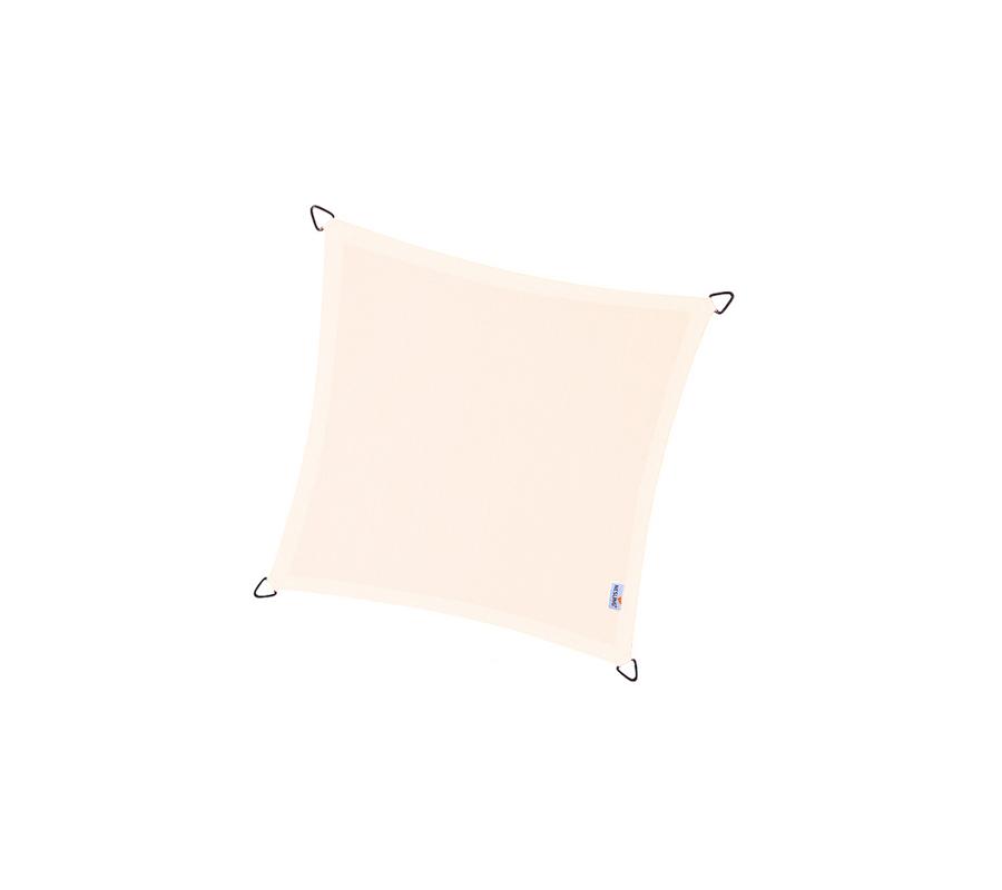 Schaduwdoek 2 5x2 5.Schaduwdoek Vierkant Creme Nesling 500 Cm