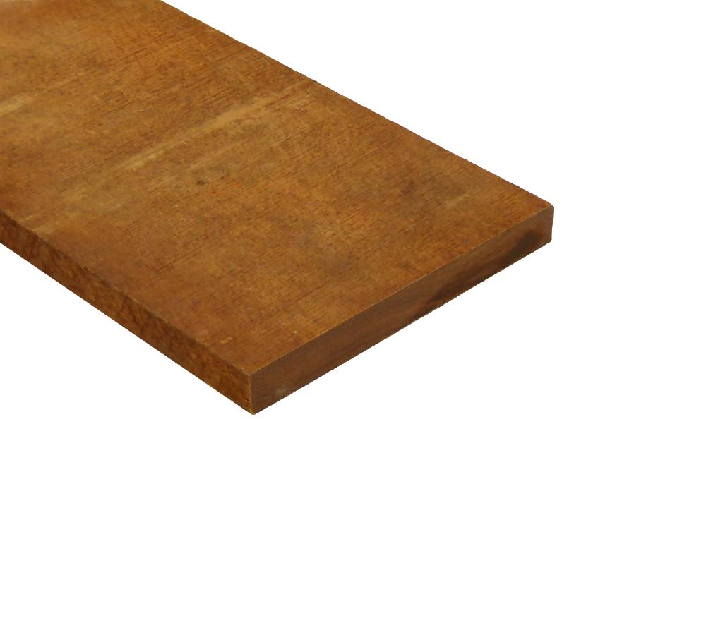 hardhouten beschoeiingsplank 2x20mm