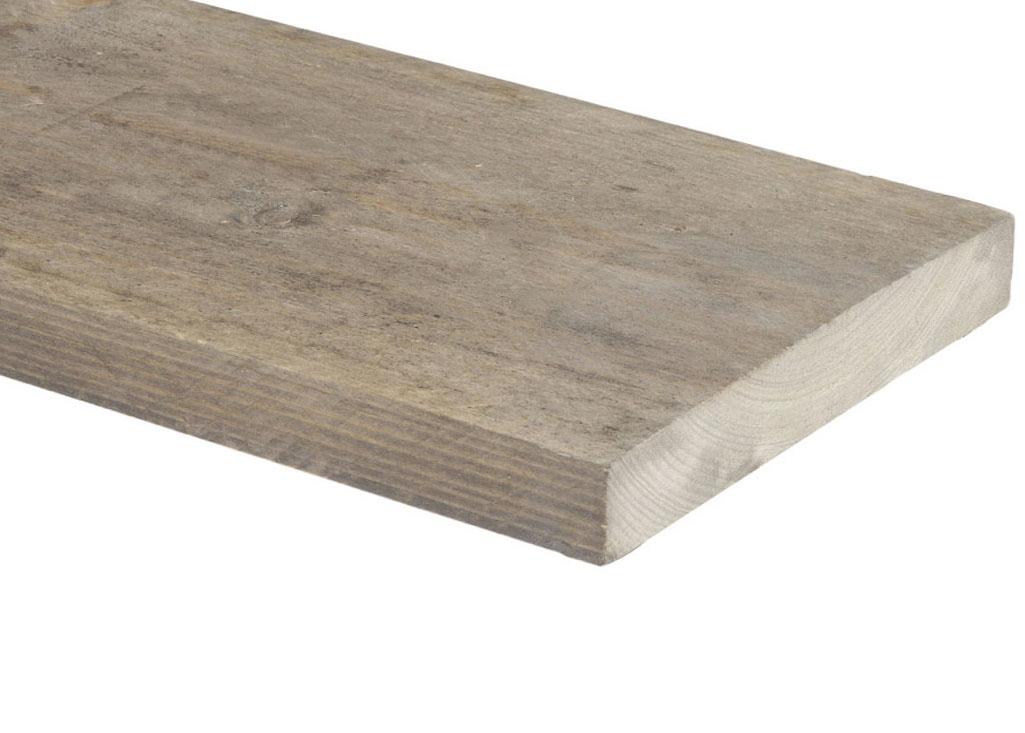 Wandplank 60 Cm Breed.Steigerplank Grijs 3 0 X 25 X 500 Cm Extra Breed