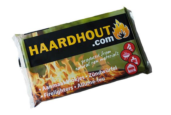 Aanmaakblokjes | Haardhout.com