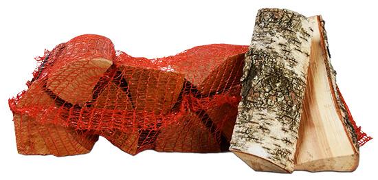 Netzak berkenhout | Haardhout.com