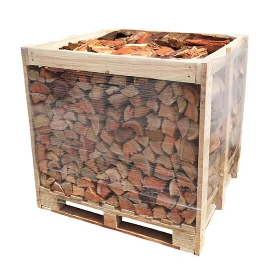 Pallet eucalyptus hout | Haardhout.com