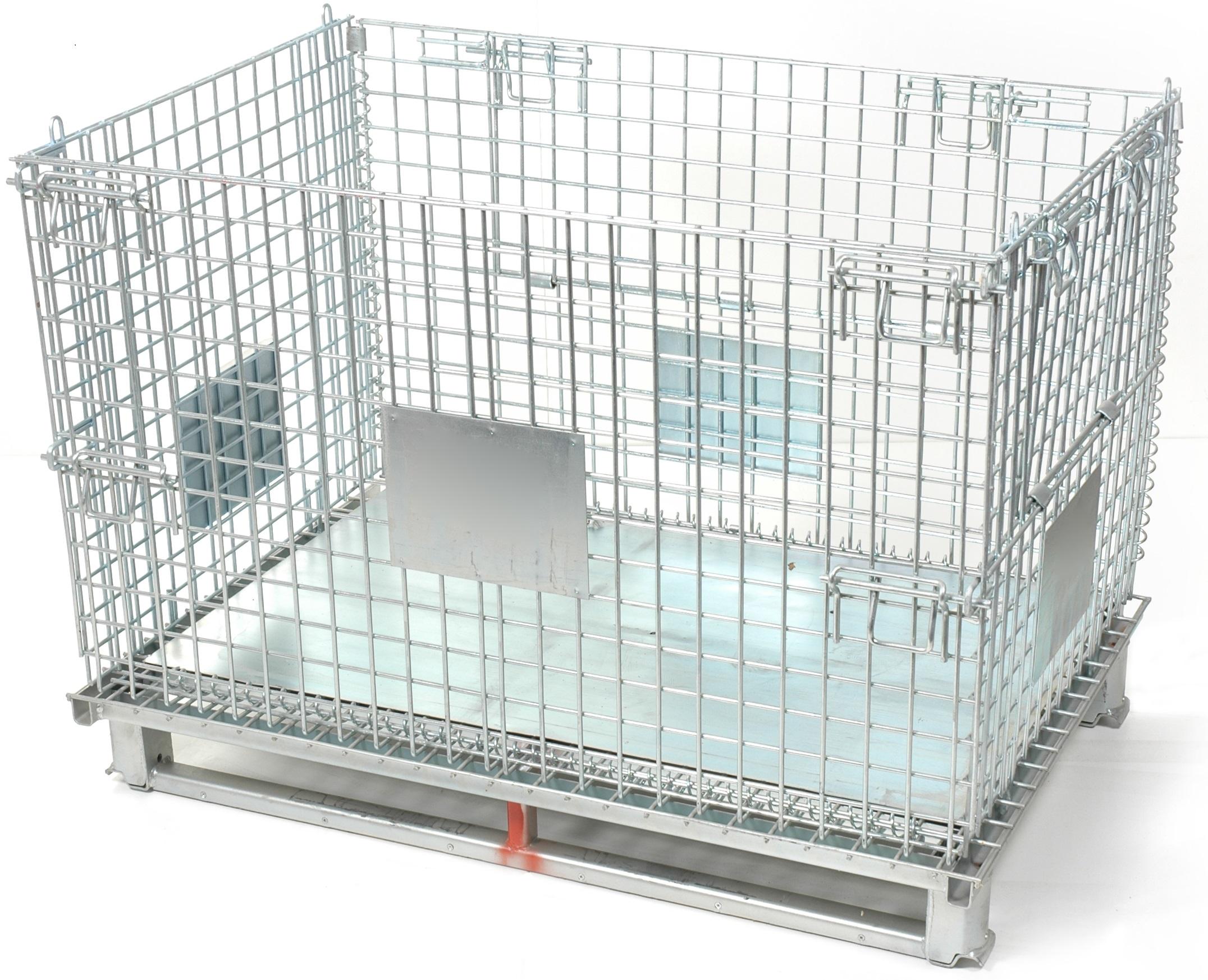 Gaasbox Gitterbox 120x80x85cm
