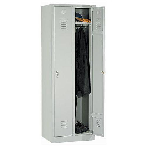 Garderobekast 2-deuren 180 x 60 x 50cm Leverbaar in 3 kleuren 7