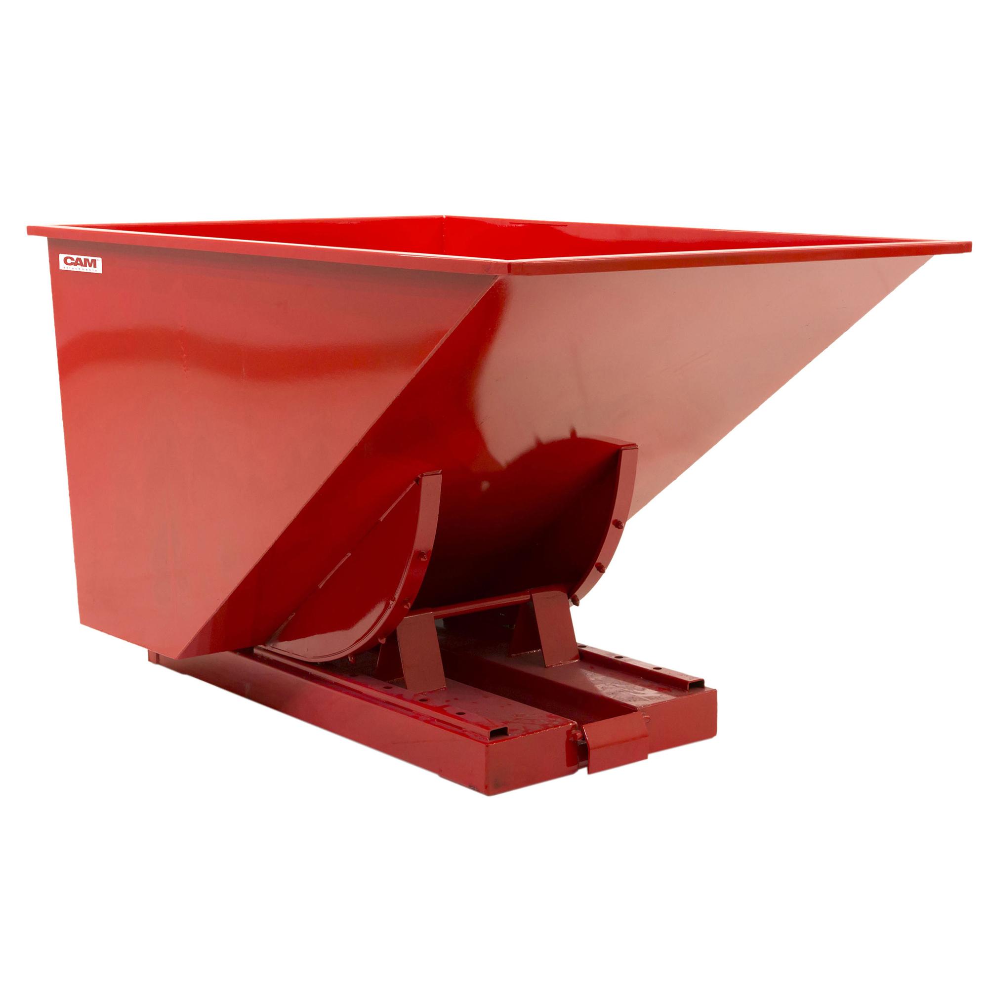 Zelfkieper Kiepcontainer 320 L Laadvermogen 1,5