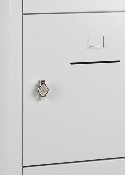 Lockerkast 10-deurs 190 x 80 x 45cm in 5 Kleur Combinaties 2