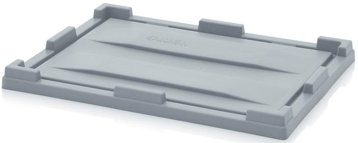 Oplegdeksel voor Palletbox 80x60cm