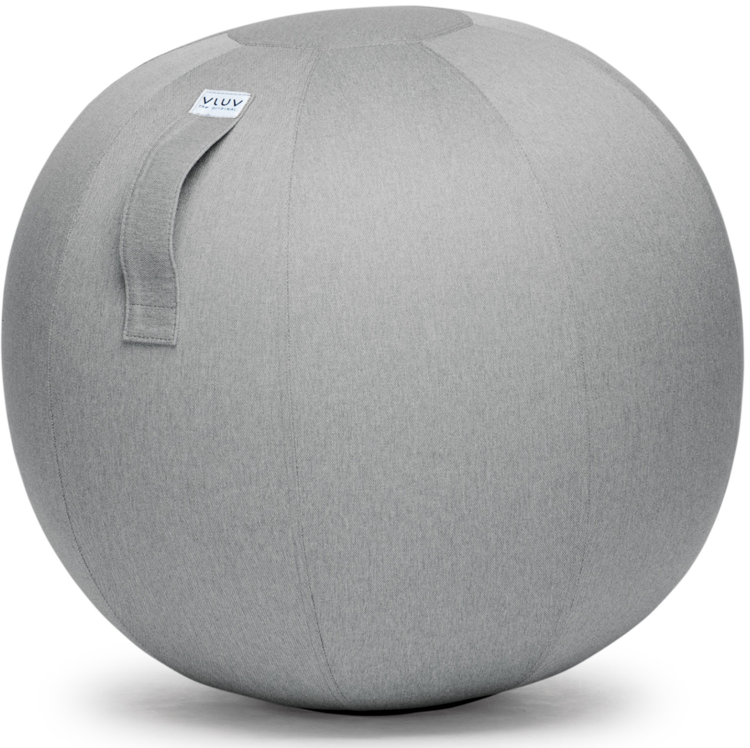 Vluv Zitbal Silver Grey 60-65cm