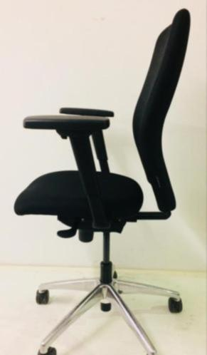 Bureaustoel Zwart Gebruikt 5