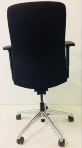 Bureaustoel Zwart Gebruikt 7