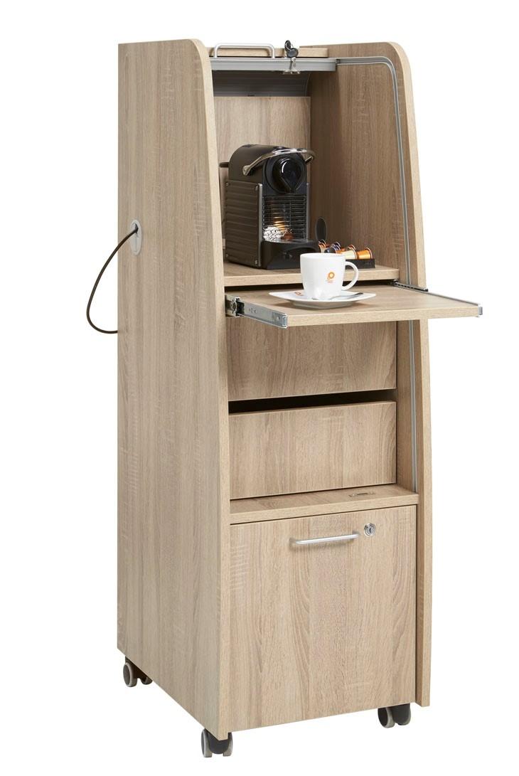 Koffie Trolley verrijdbaar 113X43X56cm