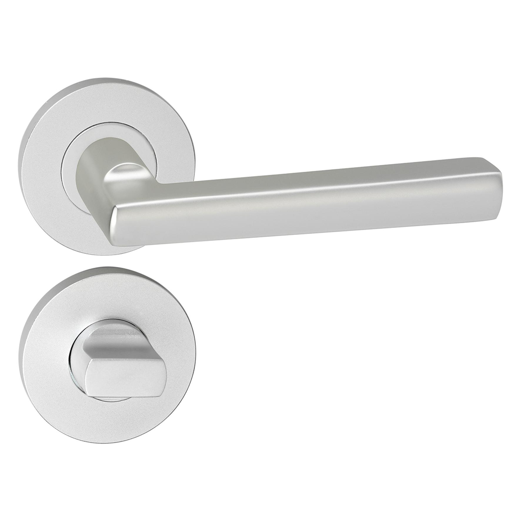 Goedkoop rvs deurbeslag kopen deurkruk deurknop for Klinken voor binnendeuren