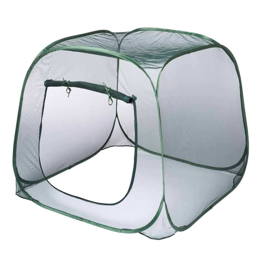 Nature Tuinkas Pop-up Anti-Insectennet H100 x 100 x 100 cm