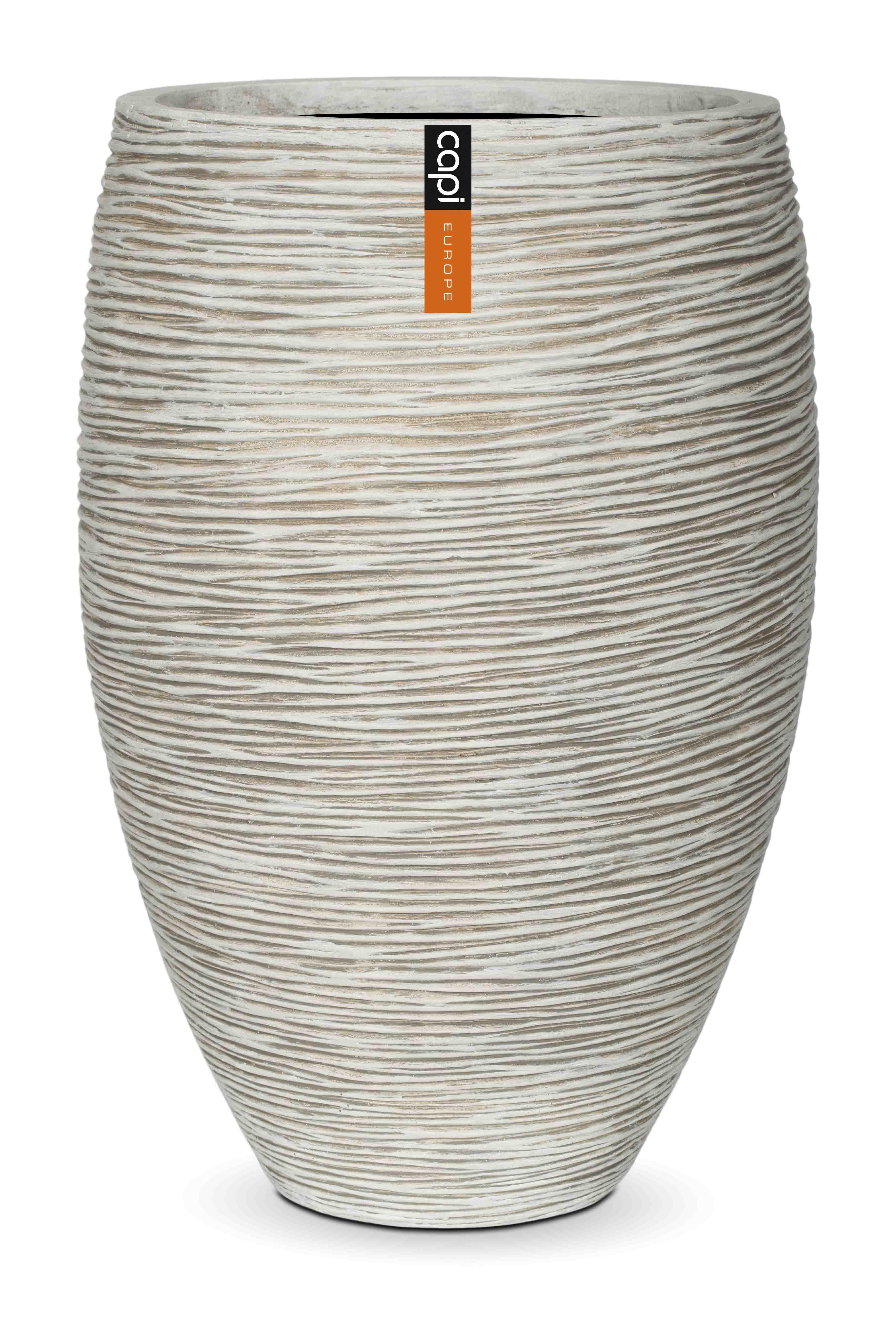 Capi Vaas Nature Ivoor Rib 39 x 60 cm