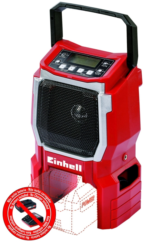 Einhell accu radio Power X Change