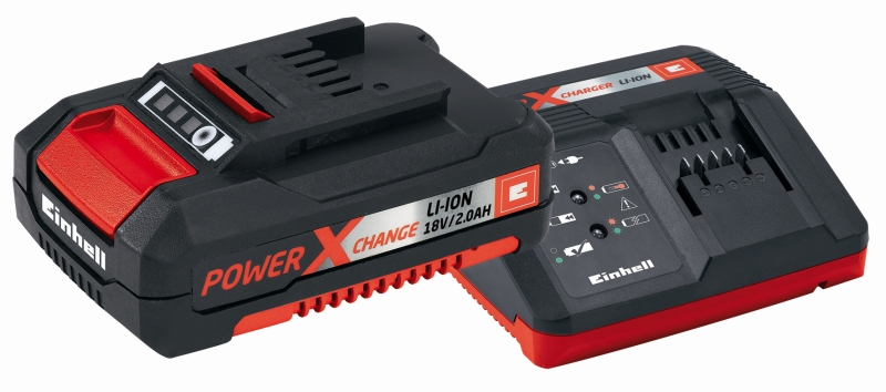 Einhell accu starter kit Power X Change