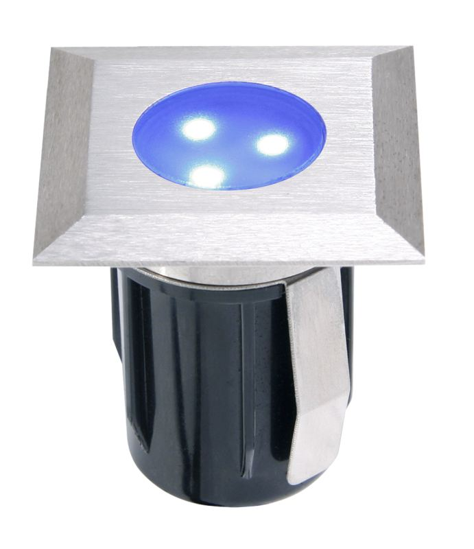 Garden Lights Grondspot Atria Blauw LED