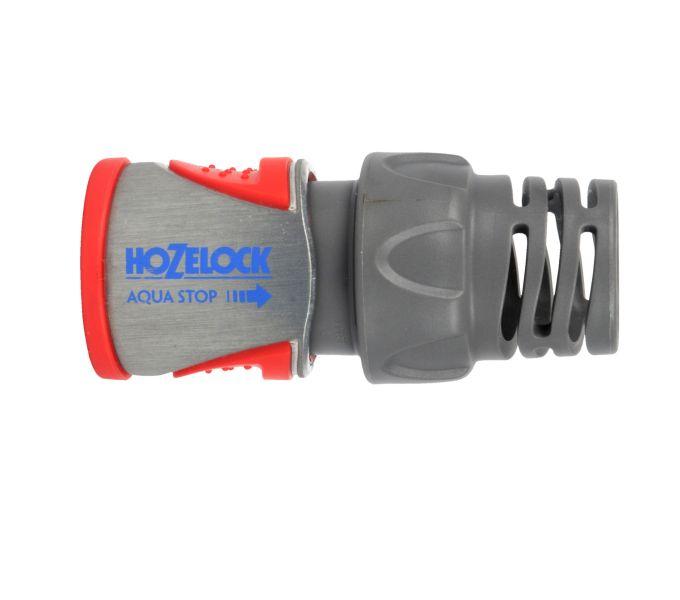 Hozelock slangstuk met waterstop PRO Ø 19mm