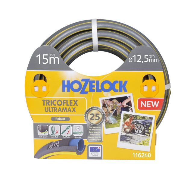 Hozelock Tuinslang Tricoflex Ultramax ø 25 mm