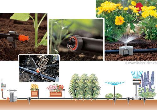 Gardena Micro Drip System