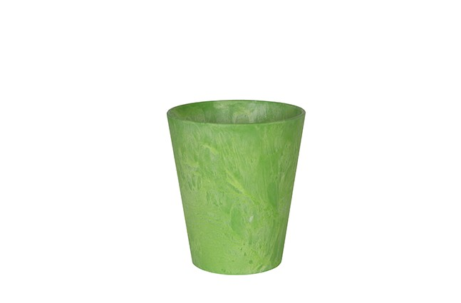 Artstone Bloempot Coloured lime D10 H11