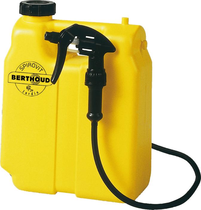 Berthoud Spirovit trigger sprayer 5l