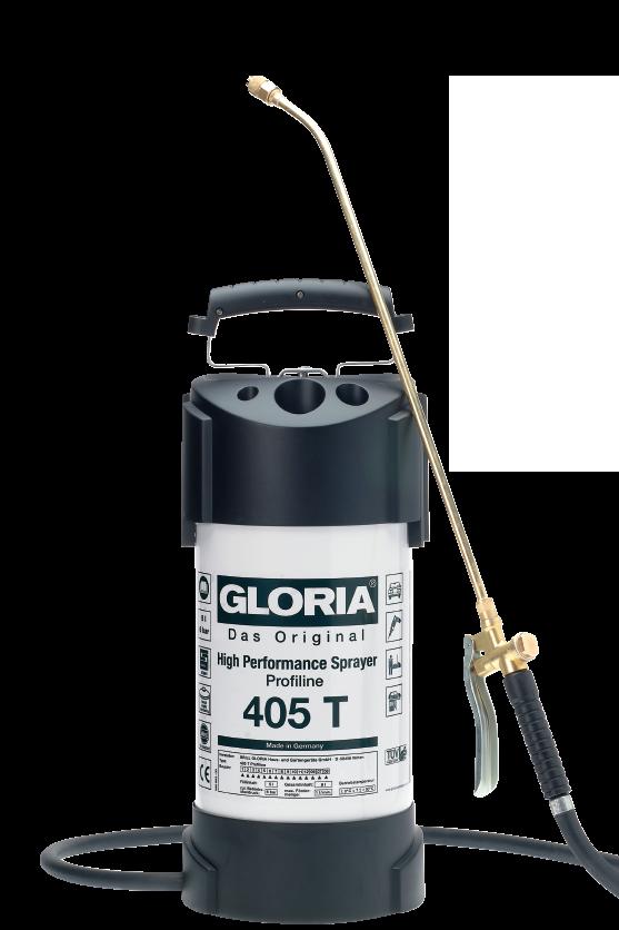 Gloria Messing knijpkraan groot voor stalen en RVS- drukspuiten