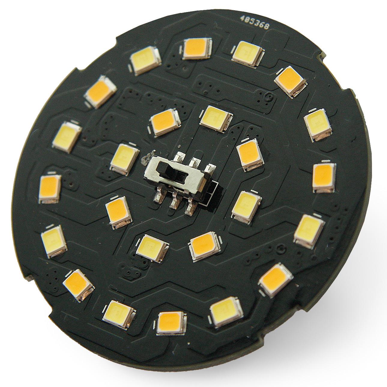 Garden Lights Fitting LED Unit 12 x Wit 2W GU5.3 - 3000K + 6000K