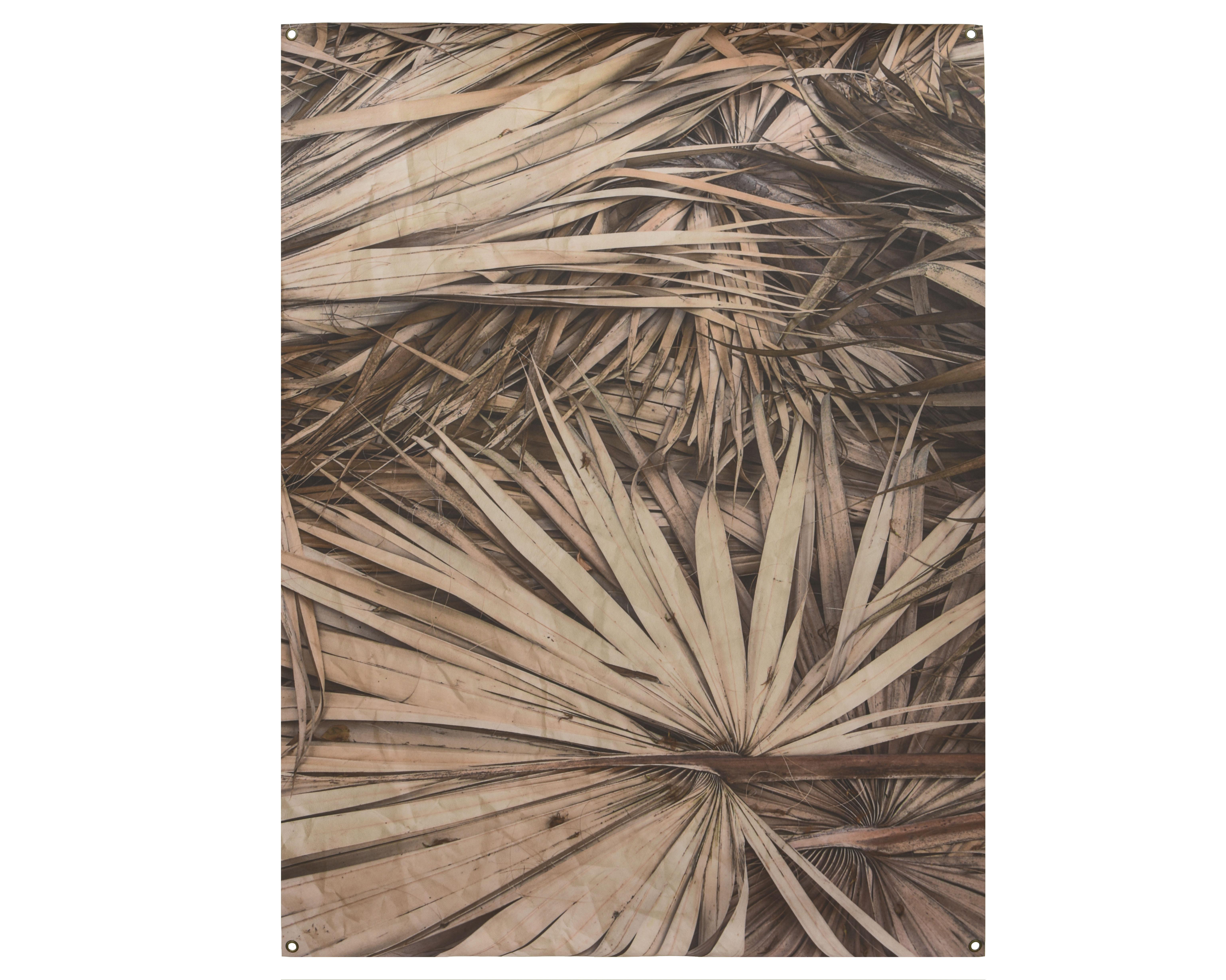 Fotoprint Poster Palm Bladeren 90 x 120 cm