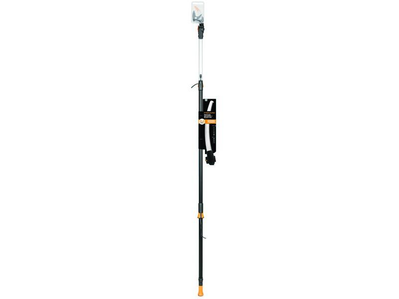 Fiskars Snoeigiraffe Telescopisch UPX86 240-400 cm + Boomzaag UPX80