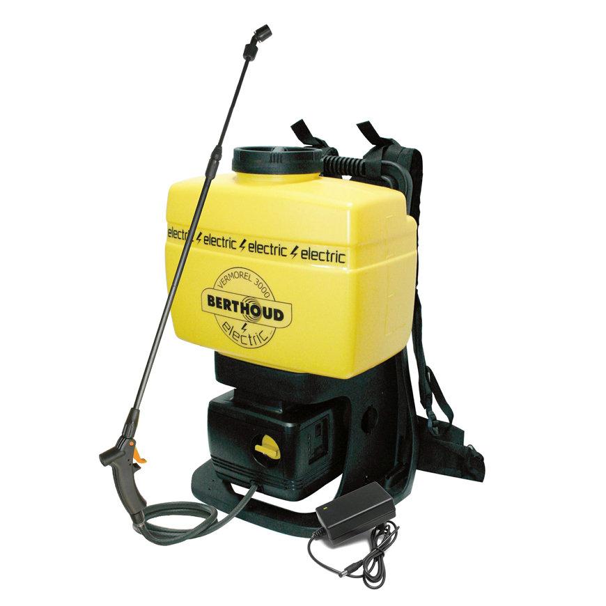 Vermorel 3000 PRO comfort elektrische rugspuit 18 liter
