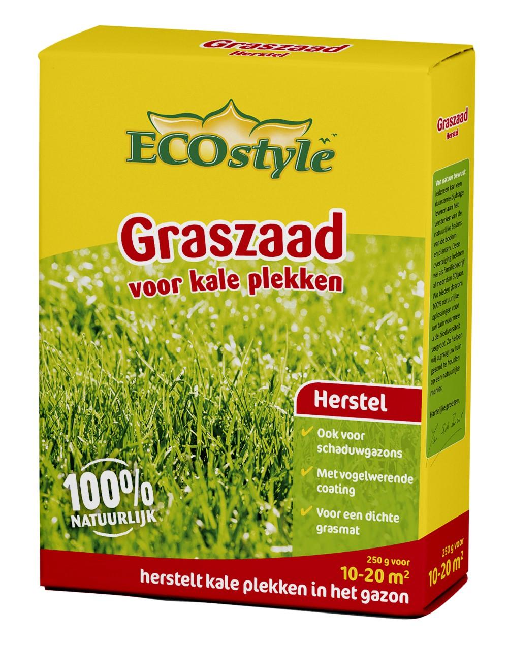 Ecostyle Graszaad Herstel 250 g