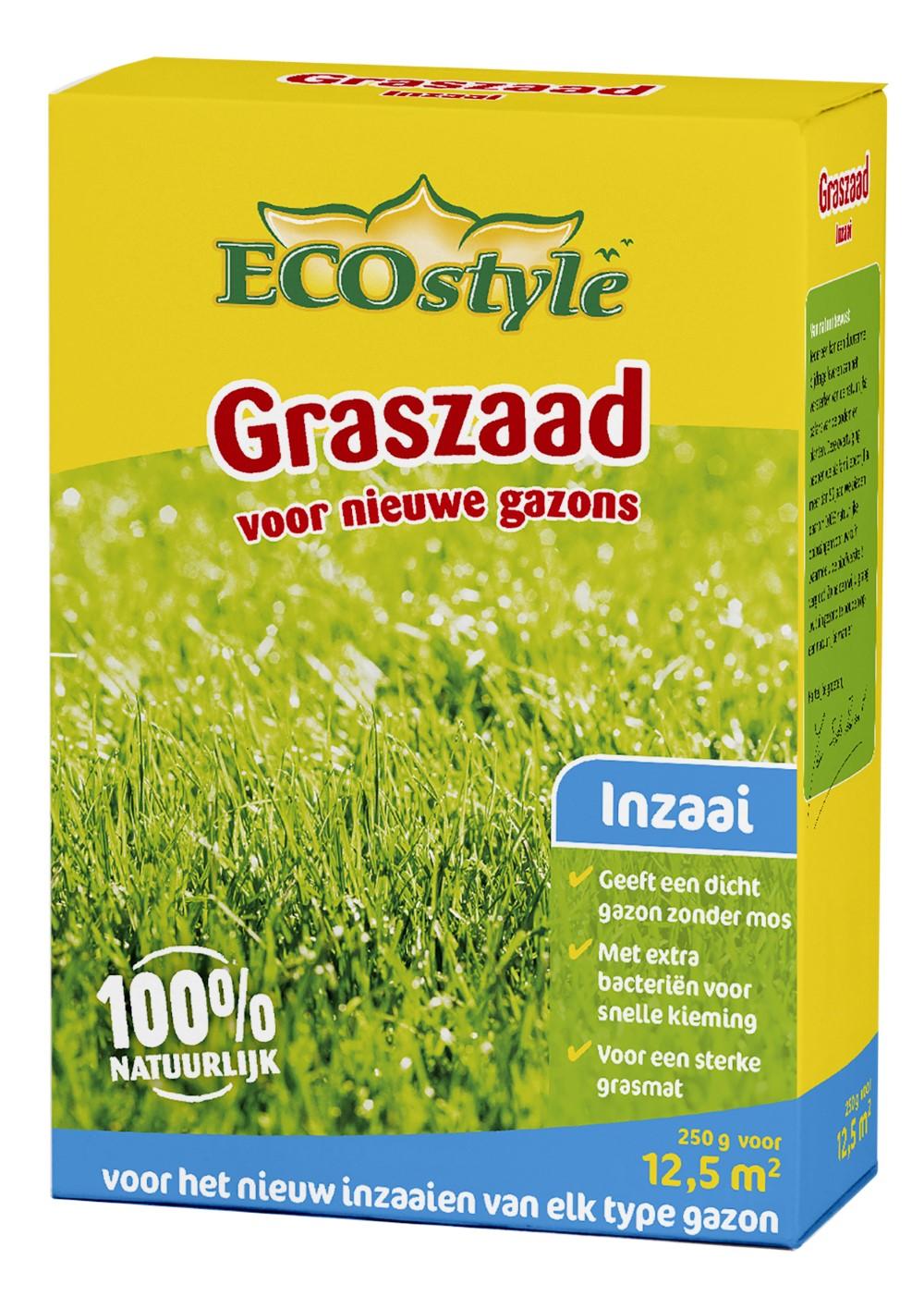 Ecostyle Graszaad Inzaai 250 g