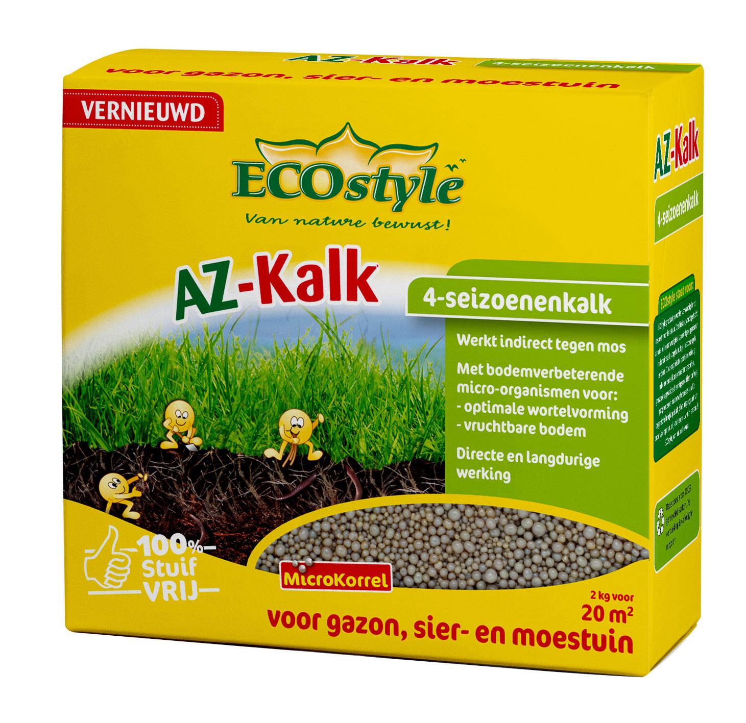 Ecostyle AZ Kalk 2 Kg