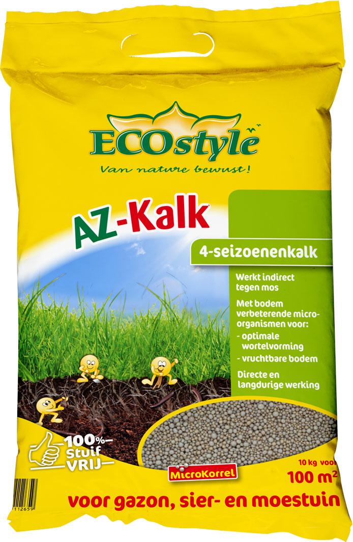 Ecostyle AZ Kalk 10 Kg
