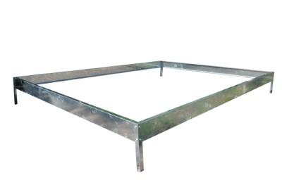 Royal Well Tuinkas en Fundering Popular 106 Blank Veiligheidsglas 3mm
