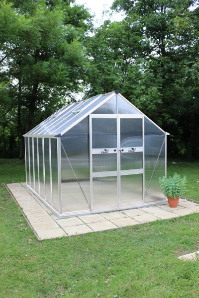 Royal Well Tuinkas Blockley 128 Polycarbonaat 6mm