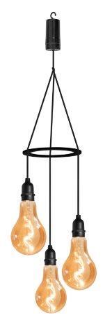 Batterij hanglamp 3x Flow