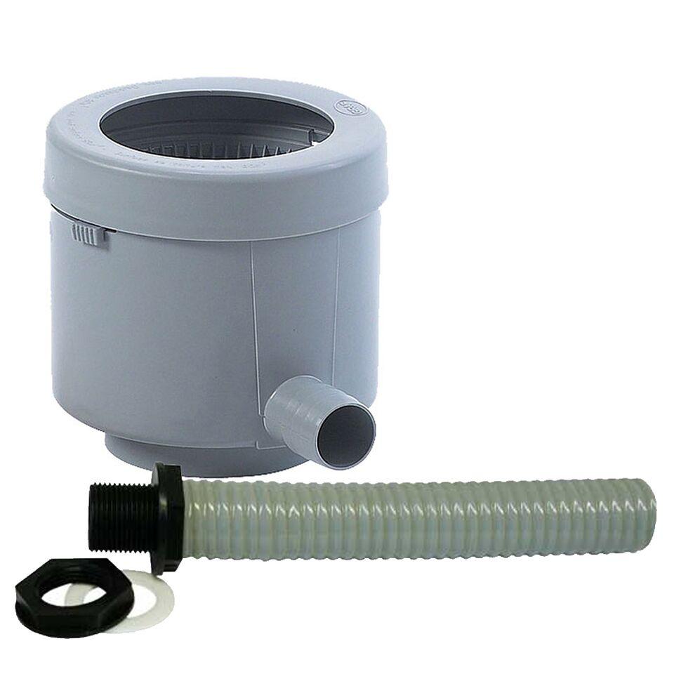 Garantia regentonvulautomaat grijs 70/100 mm
