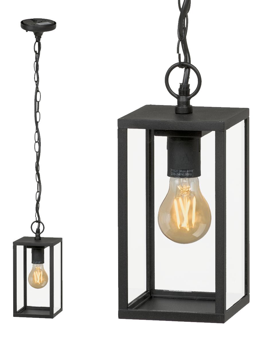 Garden Lights Wandlamp Ardea 12V Zwart