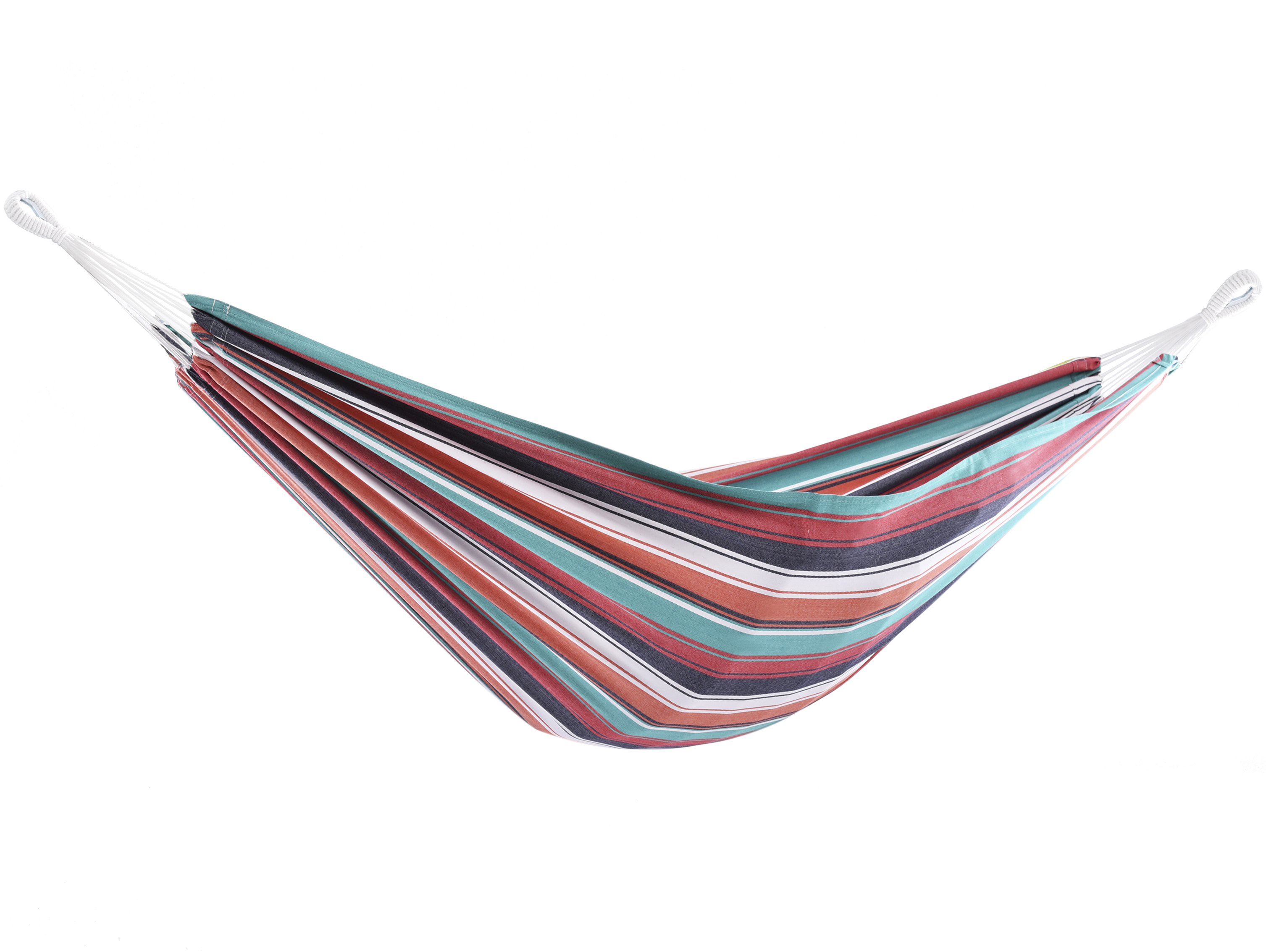 BRAZILIAN COTTON HAMMOCK - DOUBLE - PLUMERIA