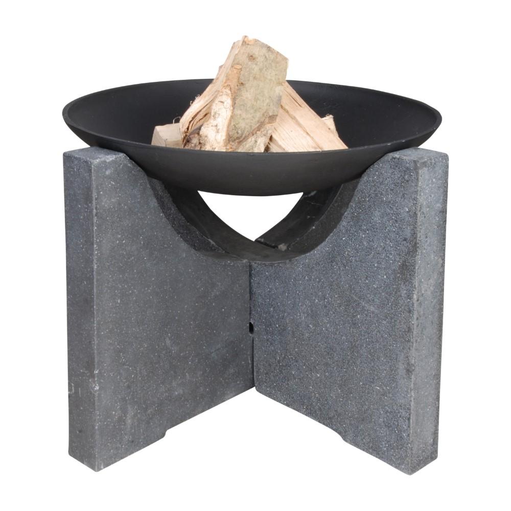 Esschert Vuurschaal Granito Voet