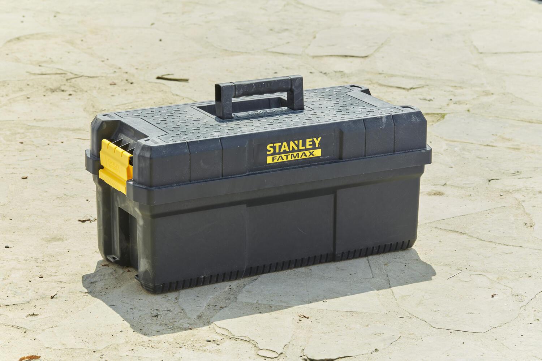 Stanley Gereedschapskoffer Met Trapje
