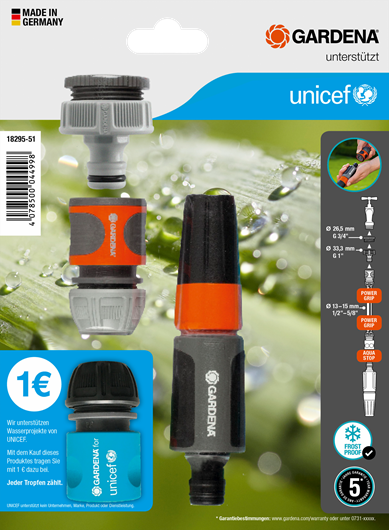 Startset UNICEF (NL-ONLY)