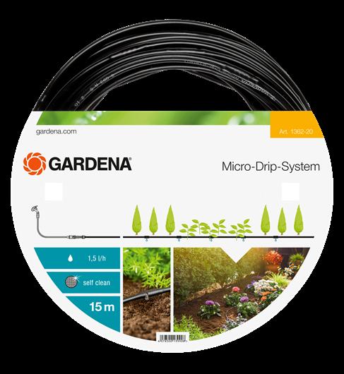 Gardena Micro Drip Druppelslang Bovengronds Ø 4.6 mm 15 Meter
