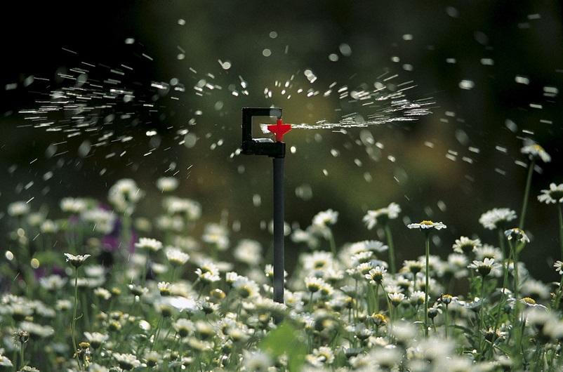 Gardena Micro Drip Tuinsproeier Rotor 360º 2 Stuks